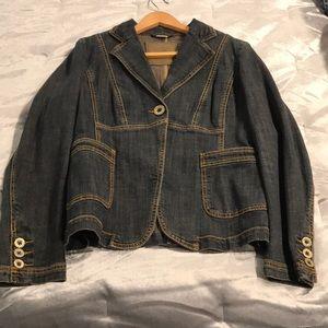 Jeans Jacket/blazer